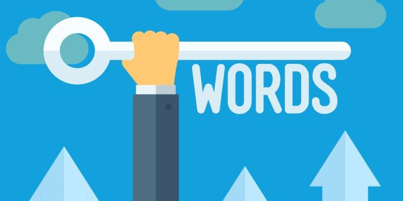 کلمه کلیدی و نکاتی در روش انتخاب آن