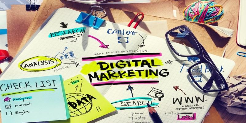 دیجیتال مارکتینگ و مزیت های آن