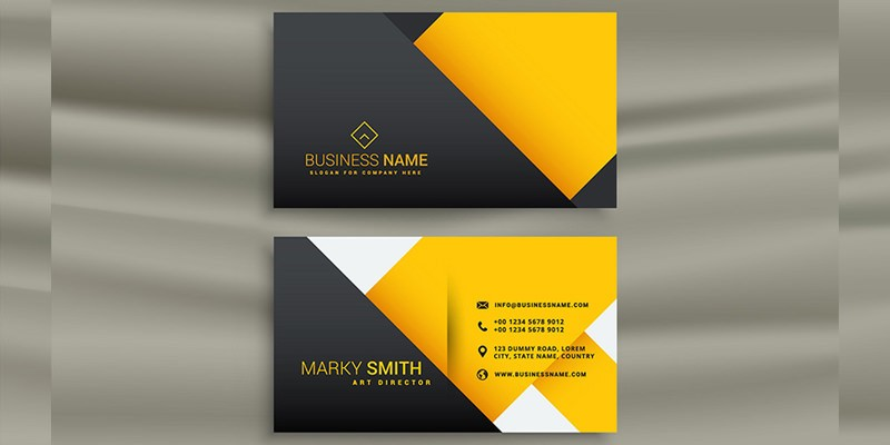 کارت ویزیت شرکت های ساختمانی