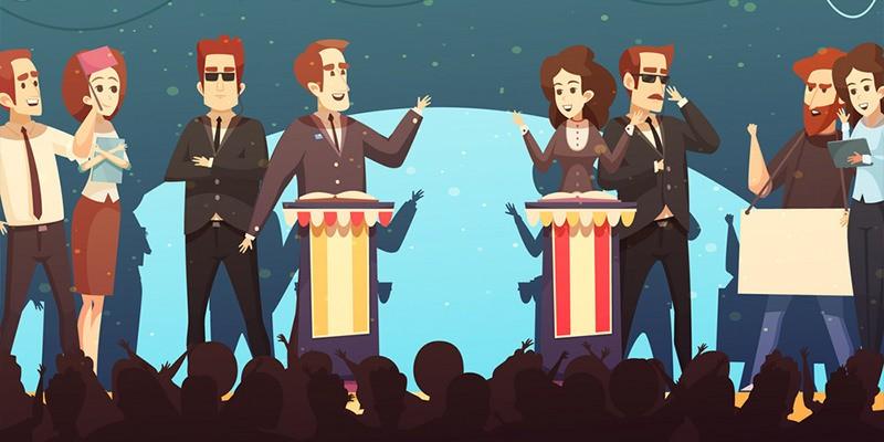 مشاور تبلیغات انتخاباتی
