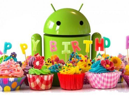 سالروز معرفی رسمی اندروید توسط گوگل