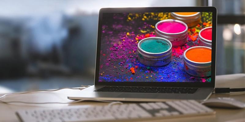 انتخاب رنگ مناسب در طراحی