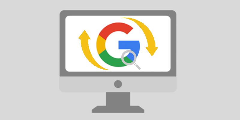 تغییرات نتایج جستجوی گوگل