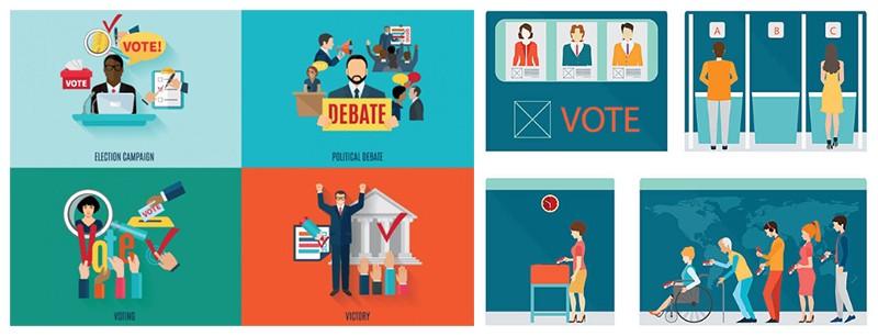 آموزش در مورد انتخابات